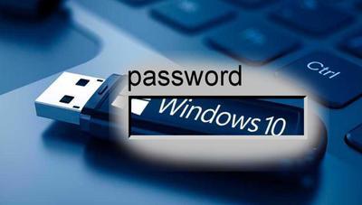Cómo crear un USB para recuperar la contraseña de Windows