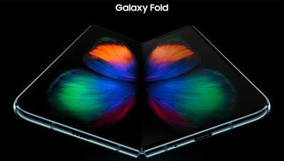 Samsung Galaxy Fold, el teléfono plegable es una realidad