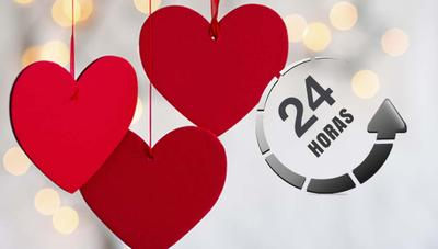 Regalos de última hora para San Valentín con envío en 1 día
