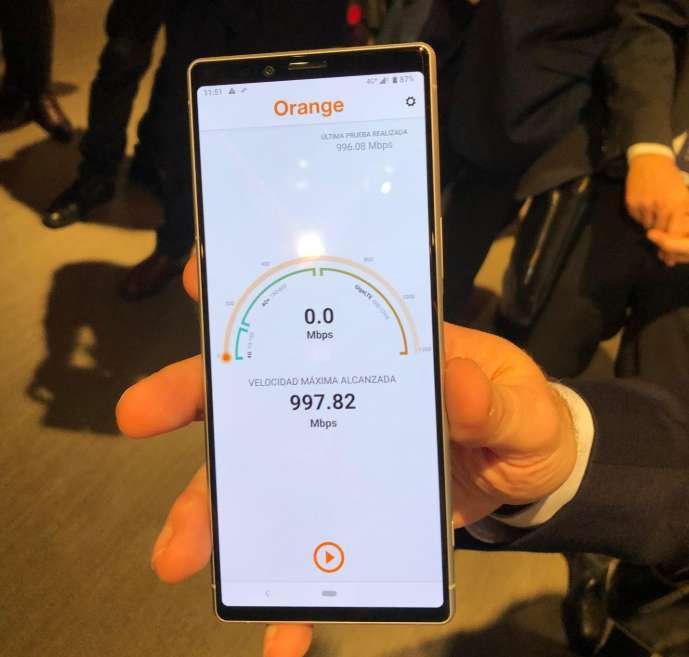 orange 50 gbps