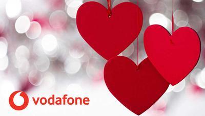 Vodafone regala 50 GB de datos para San Valentín: cómo usar el bono adicional