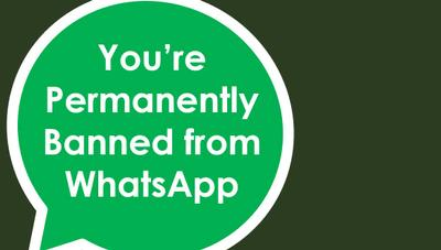 Cuidado, si incumples esto te pueden banear de WhatsApp
