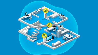 Cómo crear red WiFi Mesh entre el router FRITZ!Box 7590 y el repetidor FRITZ!WLAN Repeater 1750E