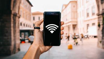Por qué no es posible hackear una red WiFi con el móvil