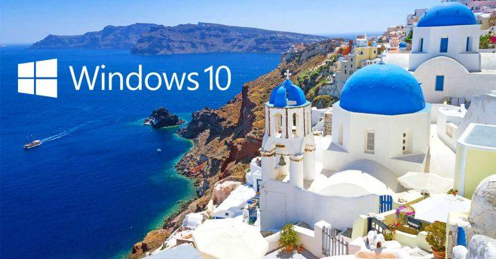 windows 10 lite santorini