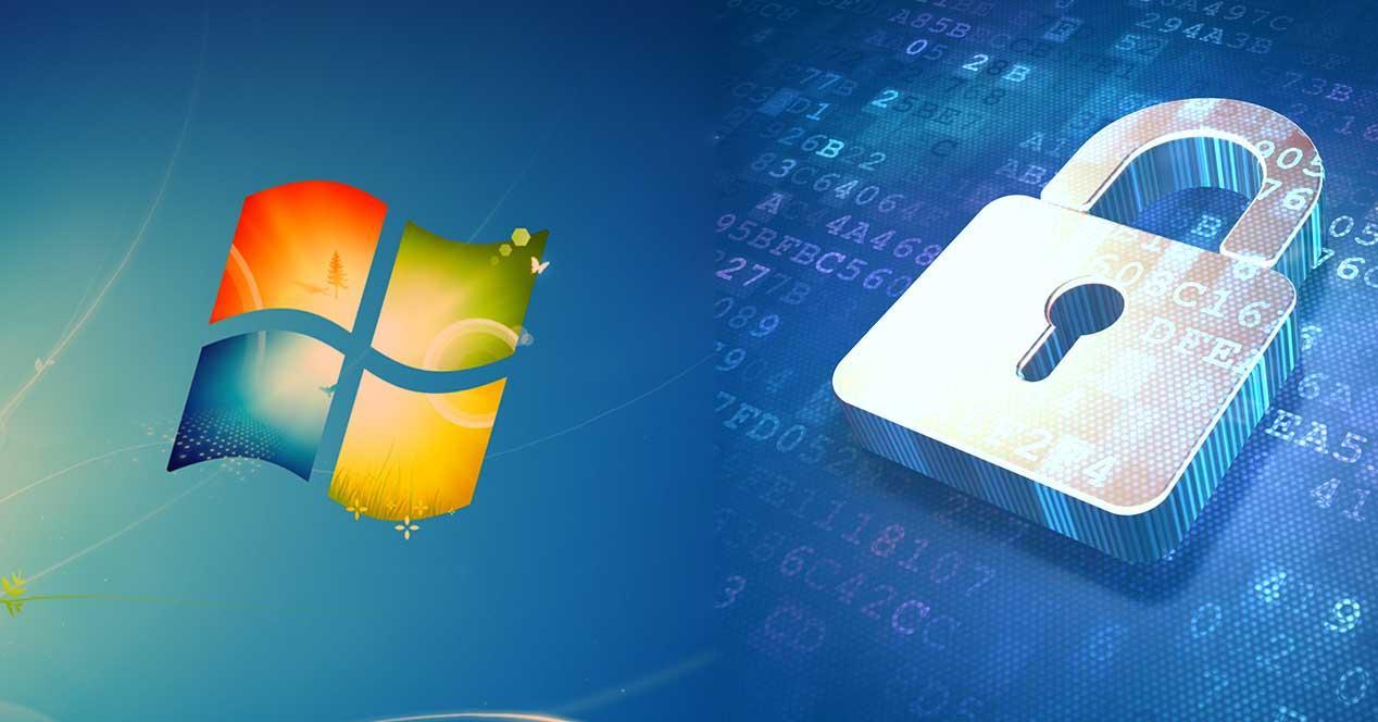 windows 7 seguridad