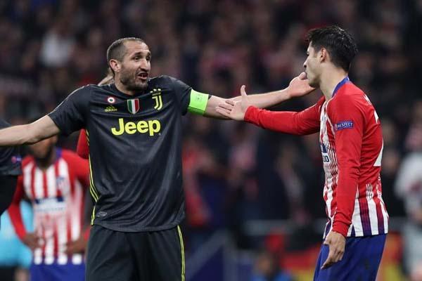 Juventus - Atlético de Madrid