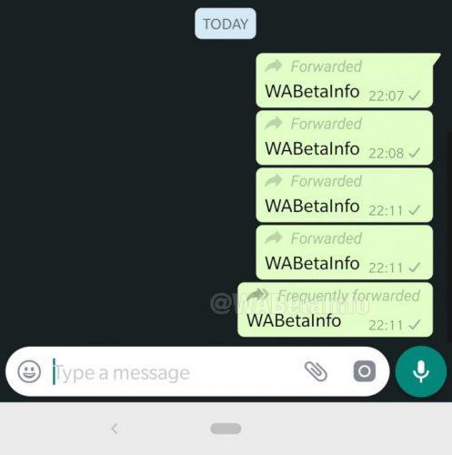 WhatsApp indicará cuántas veces se ha reenviado un mensaje: ¿adiós a las cadenas? 2