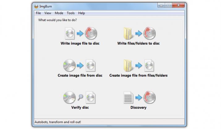 grabar una ISO en un DVD