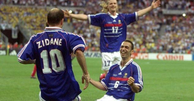 Series de deportes - Zidane