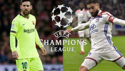 Cómo ver el Barcelona – Lyon de Champions en directo por TV, internet o el móvil
