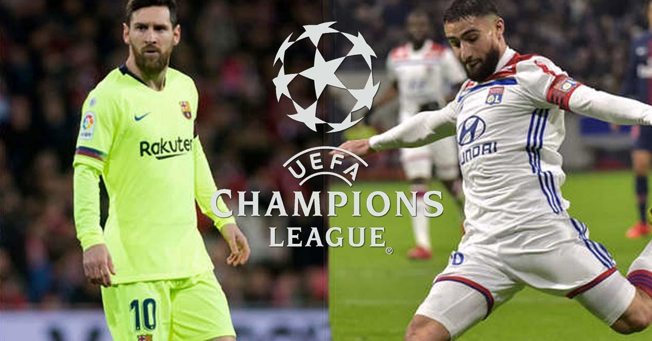 Ver noticia 'Noticia 'Cómo ver el Barcelona - Lyon de Champions en directo por TV, internet o el móvil''