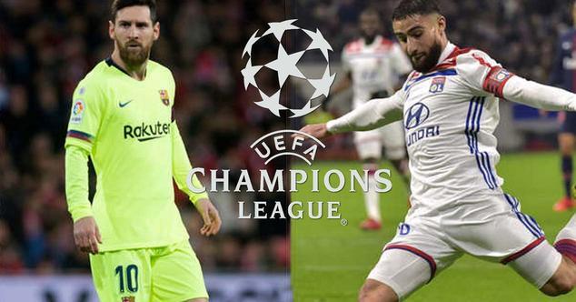 Ver noticia 'Cómo ver el Barcelona - Lyon de Champions en directo por TV, internet o el móvil'