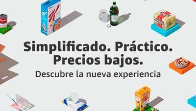 Amazon Pantry elimina las cajas y apuesta por una tarifa plana de 4,99 euros por envío