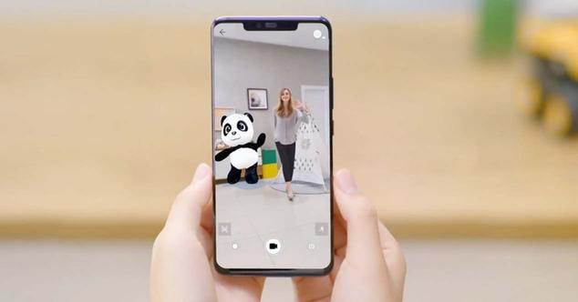 Ver noticia 'Así funciona el escaneo 3D en el Huawei Mate 20 Pro, que roza la ficción'