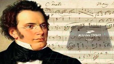 Cómo ha podido la IA Huawei terminar Sinfonía Inacabada de Schubert