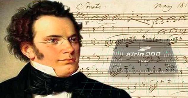 Ver noticia 'Cómo ha podido la IA Huawei terminar Sinfonía Inacabada de Schubert'