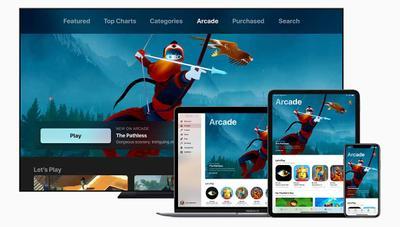 Apple Arcade: una única suscripción para jugar en iPhone, iPad, Mac y TV