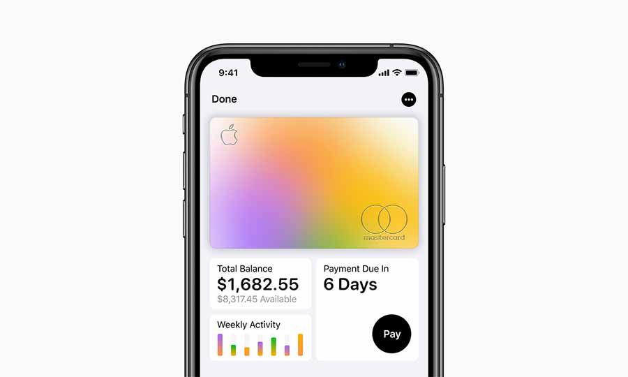 Apple se convierte en un banco virtual con Apple Card ¿cómo funciona?