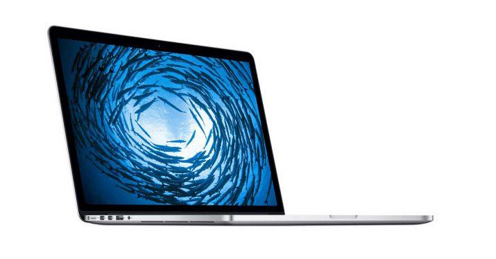 apple macbook pantalla