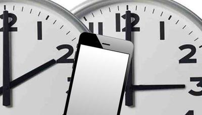 Cómo comprobar si tu móvil hará el cambio de hora automáticamente