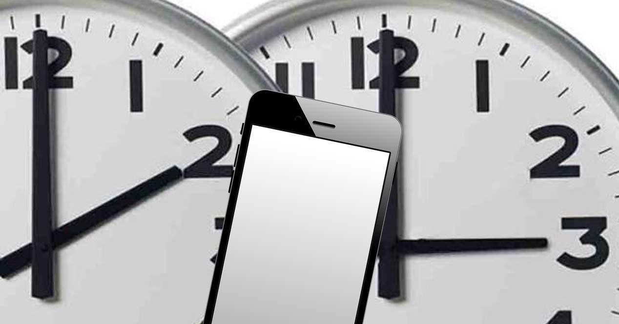 Ver noticia 'Noticia 'Cómo comprobar si tu móvil hará el cambio de hora automáticamente''