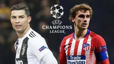 Cómo ver el Juventus – Atlético de Madrid de Champions en directo por TV, online y el móvil