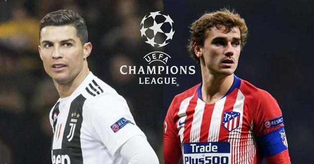 Ver noticia 'Cómo ver el Juventus - Atlético de Madrid de Champions en directo por TV, online y el móvil'