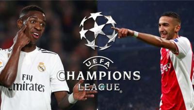 Cómo ver el Real Madrid – Ajax de Champions en directo por TV, online y desde el móvil