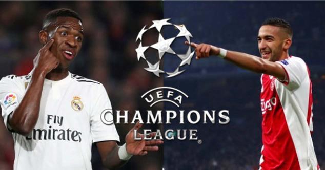 Ver noticia 'Cómo ver el Real Madrid - Ajax de Champions en directo por TV, online y desde el móvil'