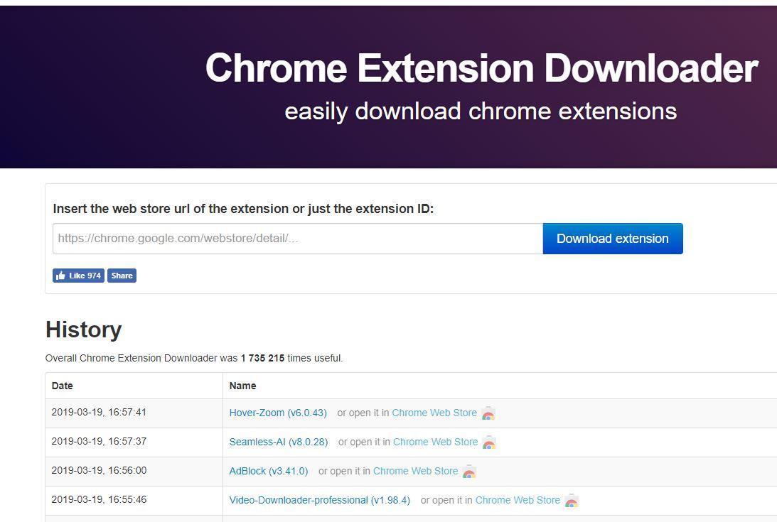 Alternativas a la Chrome Web Store: dónde descargar