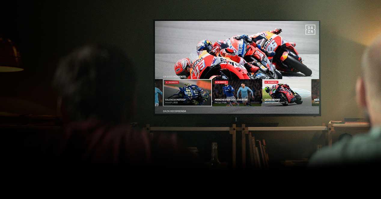 e7bf71dc3037b Cómo ver DAZN en LG Smart TV