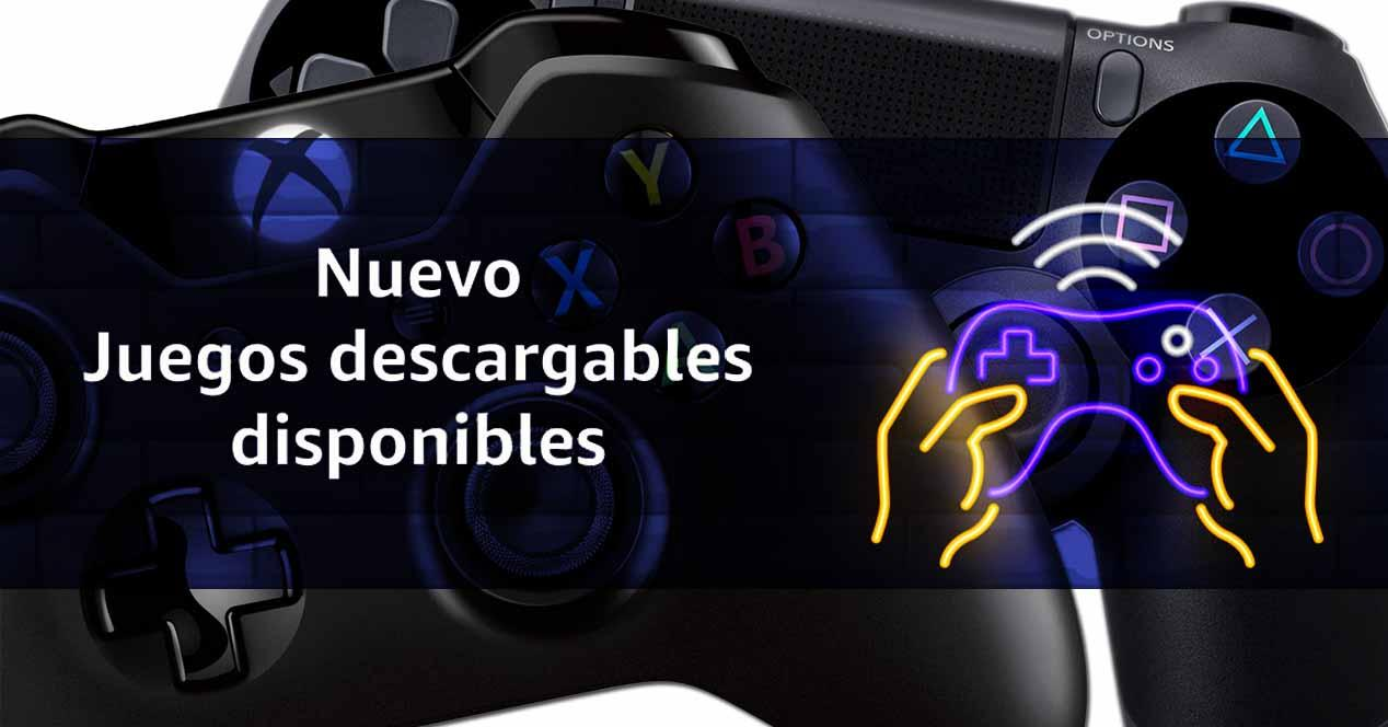 Ver noticia 'Noticia 'Amazon ya vende juegos digitales para PS4, Xbox One, Nintendo Switch y PC''