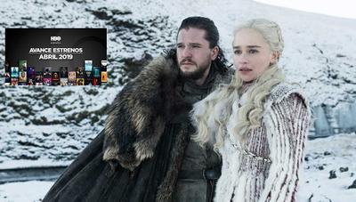 Estrenos HBO en abril 2019: nuevas series y películas que llegan a España