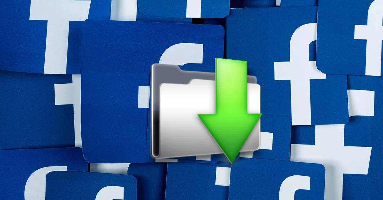 Ver noticia 'Noticia 'Cómo descargar todos los archivos e información de tu cuenta de Facebook''