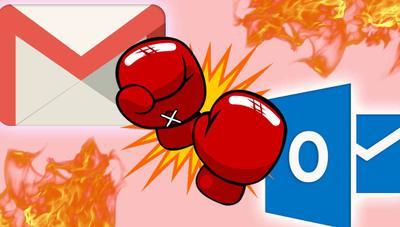 Gmail vs Hotmail (Outlook), cuál es mejor para tu correo electrónico gratis