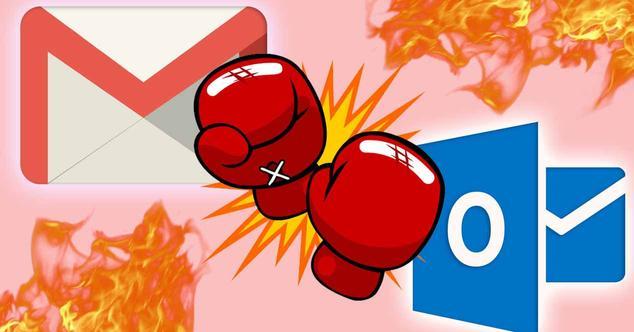 Ver noticia 'Gmail vs Hotmail (Outlook), cuál es mejor para tu correo electrónico gratis'