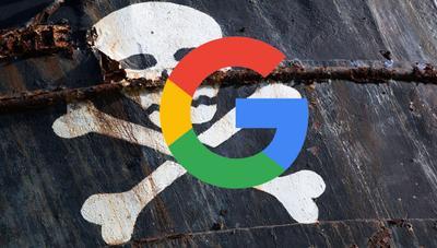 Estas cifras muestran las enormes presiones que recibe Google contra la piratería, pero los titulares piden más