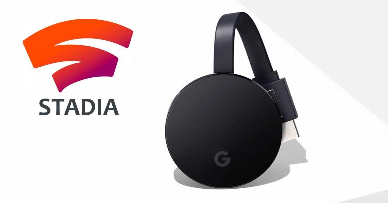 google chromecast stadia