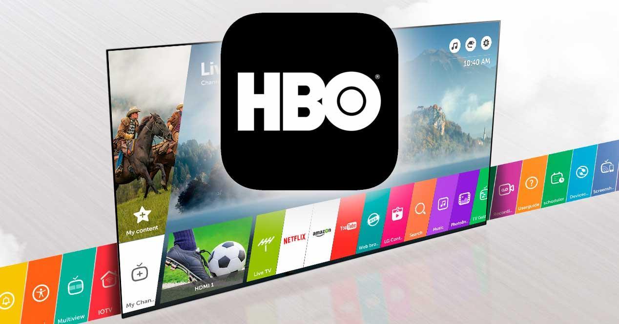 Lg Smart Tv Apps Hbo