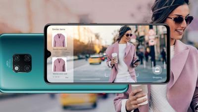La IA del Huawei Mate 20 Pro te dice dónde comprar un objeto que has fotografiado