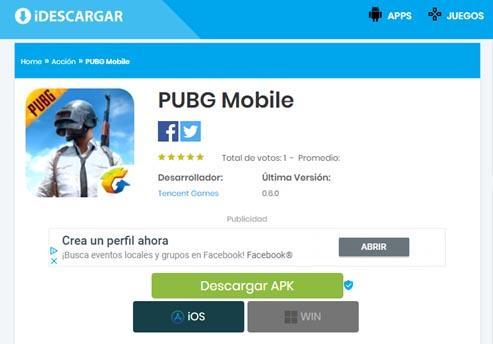 iDescargar apps para Android