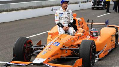 Movistar se queda la IndyCar al completo en exclusiva, con Fernando Alonso