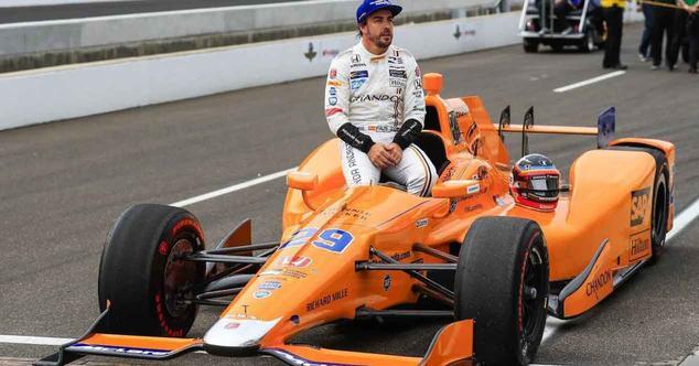 Ver noticia 'Movistar se queda la IndyCar al completo en exclusiva, con Fernando Alonso'
