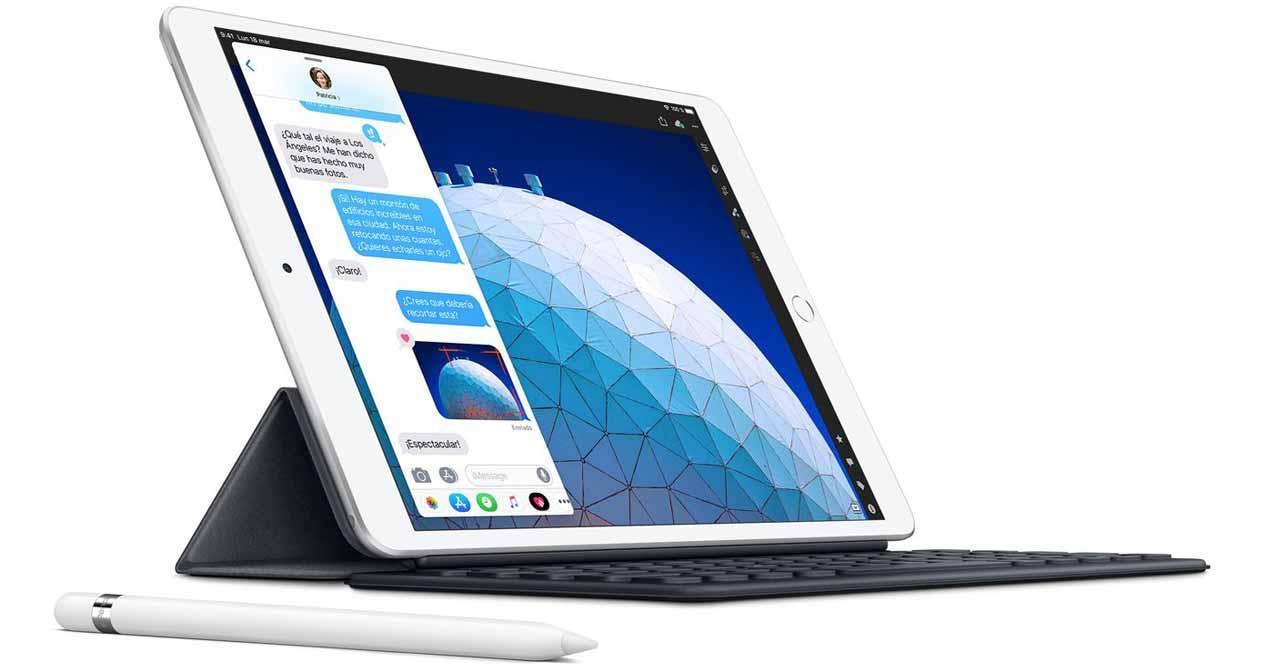 Ver noticia 'Noticia 'Nuevos iPad Air y iPad Mini 2019, más potencia, pero mismos marcos y diseño''