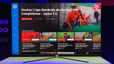Llega el Netflix de LaLiga con todos los deportes gratis y fútbol de pago