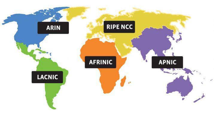 los cinco rir del mundo