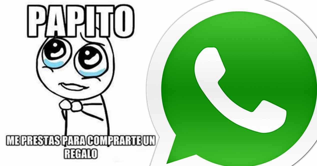 Ver noticia 'Noticia 'Felicitar el Día del Padre por WhatsApp, las mejores apps de frases, memes, GIFs y bromas''