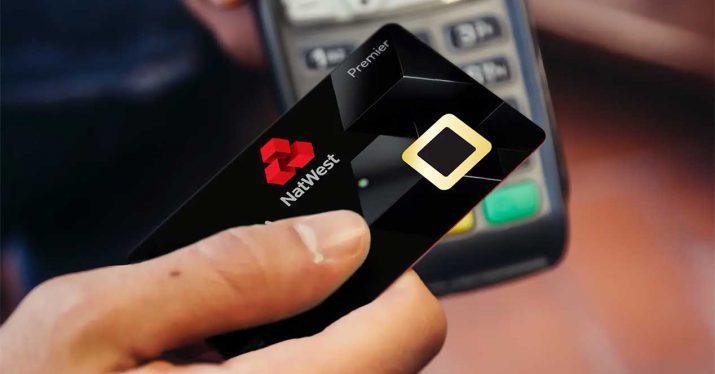 natwest lector huellas tarjeta debito