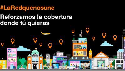 Orange mejorará la cobertura 4G dónde nosotros digamos (otra vez)